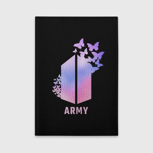 Обложка для автодокументов BTS ARMY One фото