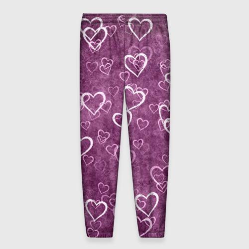 Мужские брюки 3D Средца Фото 01