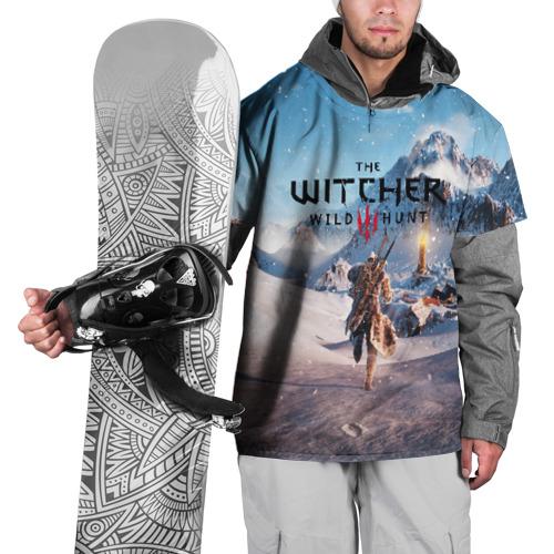 Накидка на куртку 3D  Фото 01, THE WITCHER 3:WILD HUNT