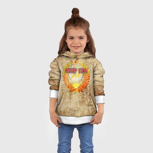 Детская толстовка 3D Сектор Газа Фото 01