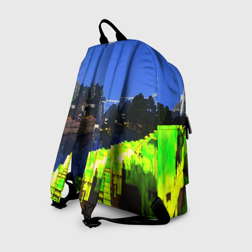 Рюкзак 3D MINECRAFT Фото 01