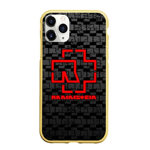 Чехол для iPhone 11 Pro матовый RAMMSTEIN Фото 01