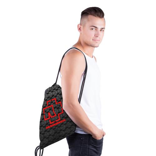 Рюкзак-мешок 3D RAMMSTEIN Фото 01