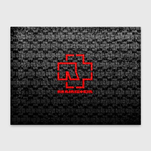 Обложка для студенческого билета RAMMSTEIN Фото 01