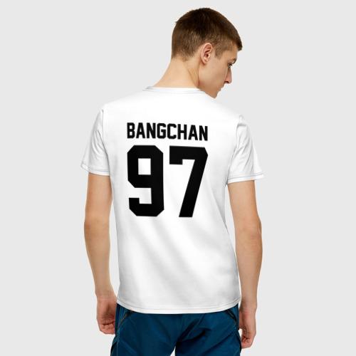 Мужская футболка хлопок STRAY KIDS BANGCHAN Фото 01