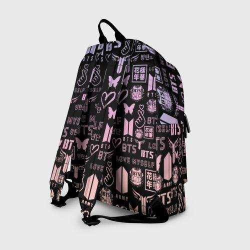 Рюкзак 3D BTS LOGOBOMBING Фото 01