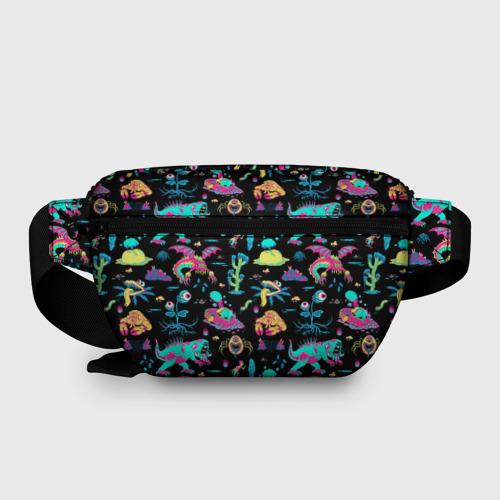 Поясная сумка 3D Monsters Rick and Morty Фото 01