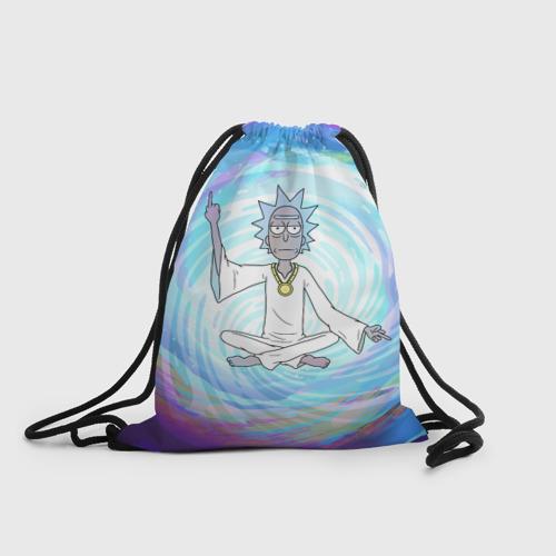 Рюкзак-мешок 3D Rick in nirvana Фото 01