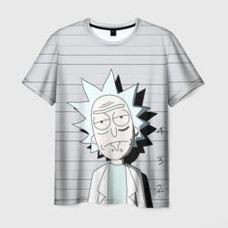 Rick is in prison