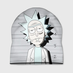 Rick is in prison