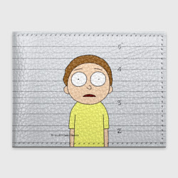Morty is in prison