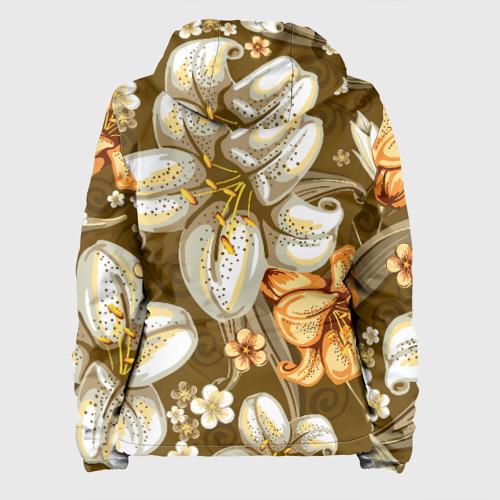Женская куртка 3D Цветы Фото 01
