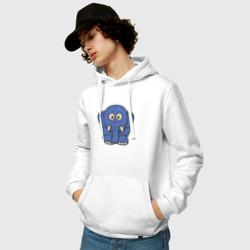 Голубой слоник
