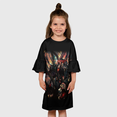 Детское платье 3D  Фото 01, Overlord (4)