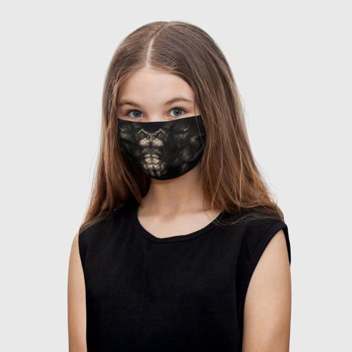 Детская маска (+5 фильтров) Хищник One фото