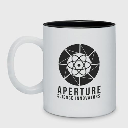 APERTURE lab.