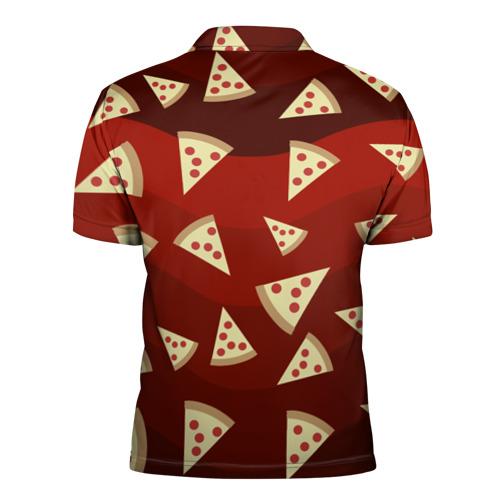Мужская рубашка поло 3D Мистер Пупибатхол Фото 01