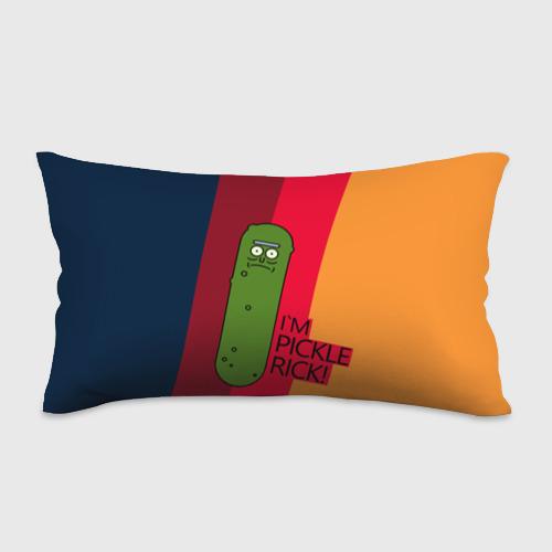 Подушка 3D антистресс Pickle Rick Фото 01