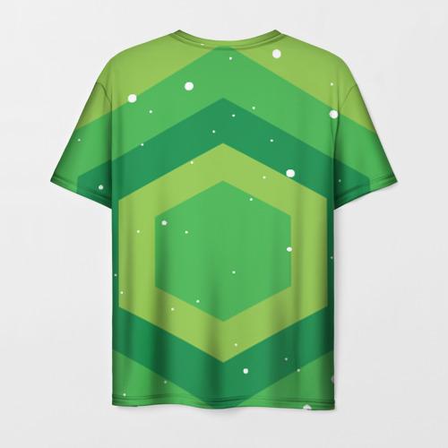 Мужская футболка 3D Focus on science Фото 01