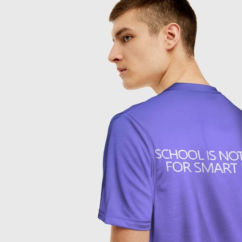 Мужская футболка 3D Smart Rick Фото 01