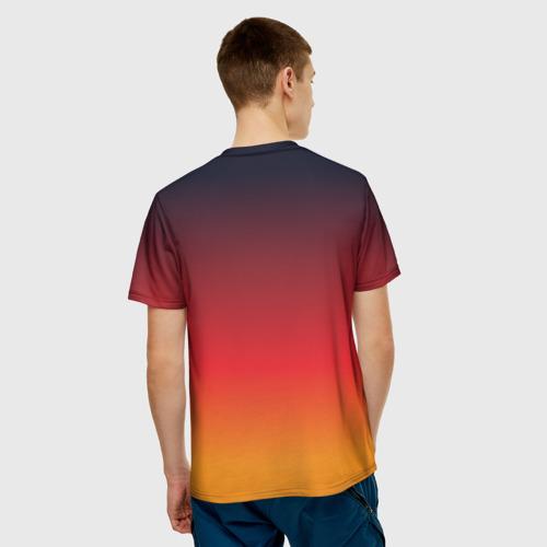 Мужская футболка 3D What up my glip glops?! Фото 01
