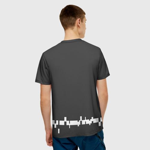 Мужская футболка 3D Rick Slice Фото 01