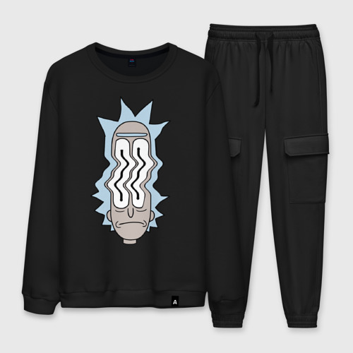 Rick and Morty waves