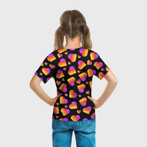 Детская футболка 3D LIKE Фото 01