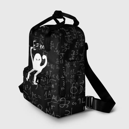 Женский рюкзак 3D ЪУЪ СЪУКА E=mc2 Фото 01