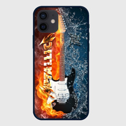 Чехол для iPhone 12 Pro Mini Metallica