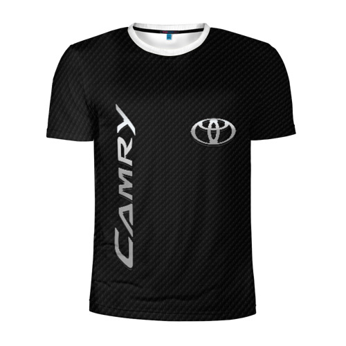 Мужская футболка 3D спортивная Toyota Camry Фото 01