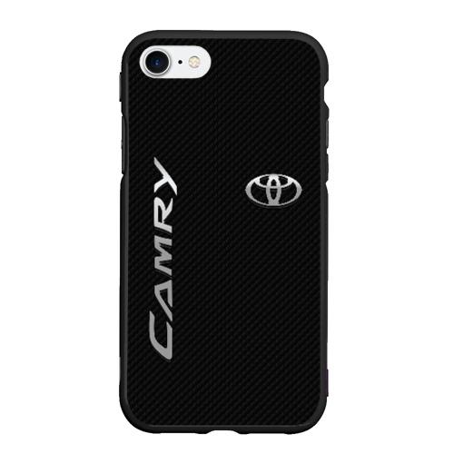 Чехол для iPhone 7/8 матовый Toyota Camry Фото 01