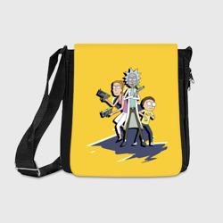 Summer, Rick, Morty