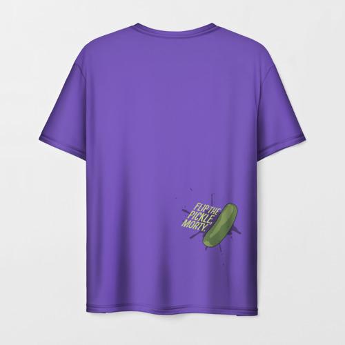 Мужская футболка 3D The pickle man Фото 01