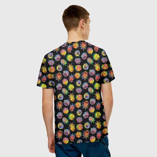Мужская футболка 3D Rick and Morty Фото 01