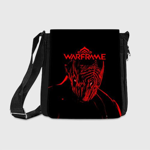 Сумка через плечо WARFRAME - Red Stalker Фото 01