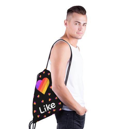 Рюкзак-мешок 3D LIKE Фото 01