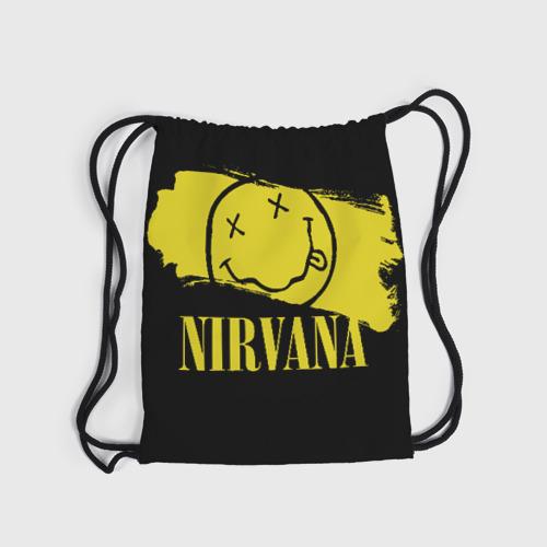 Рюкзак-мешок 3D Nirvana Фото 01