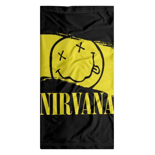 Бандана-труба 3D Nirvana Фото 01