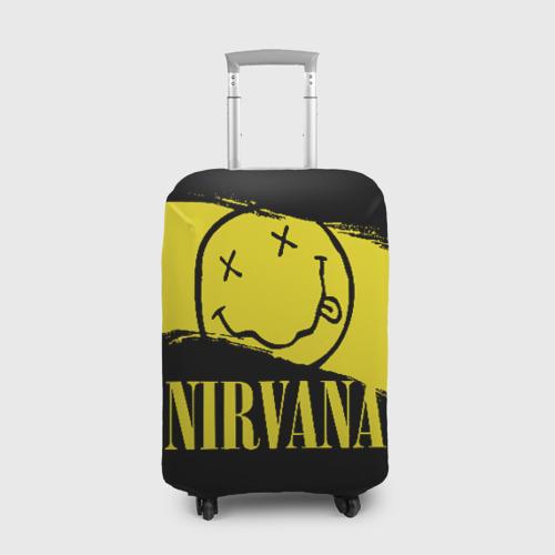 Чехол для чемодана 3D Nirvana Фото 01