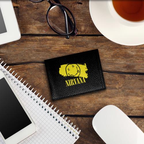 Обложка для студенческого билета Nirvana Фото 01