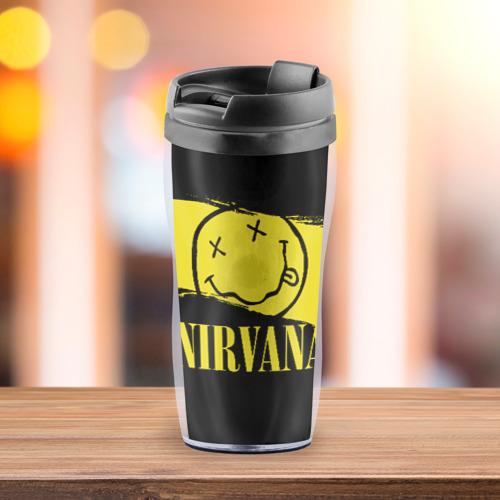 Термокружка-непроливайка Nirvana Фото 01