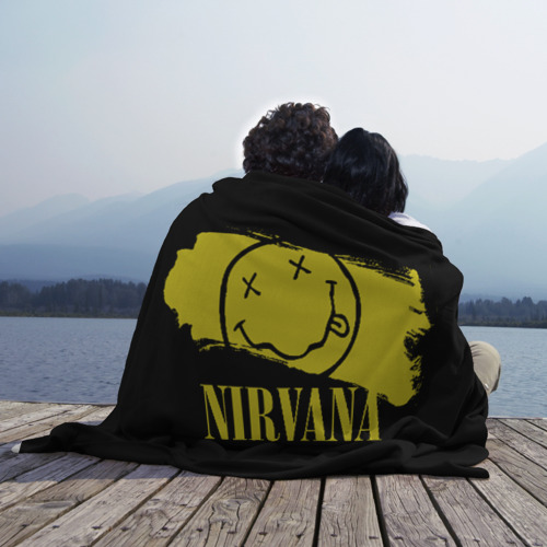 Плед 3D Nirvana Фото 01