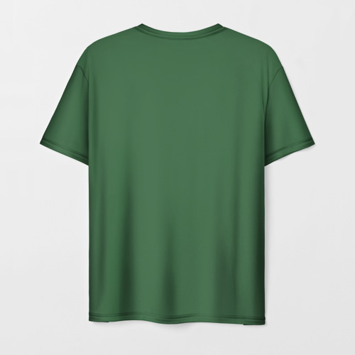 Мужская футболка 3D Дерево жизней Фото 01