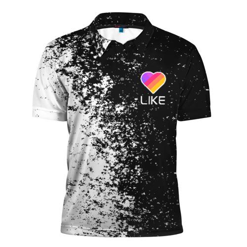 Мужская рубашка поло 3D Like