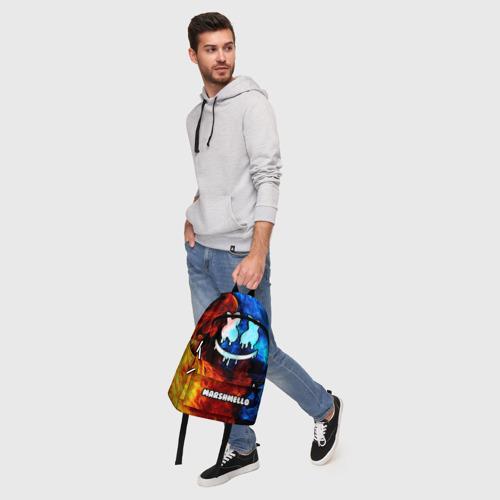 Рюкзак 3D РЮКЗАК MARSHMELLO Фото 01