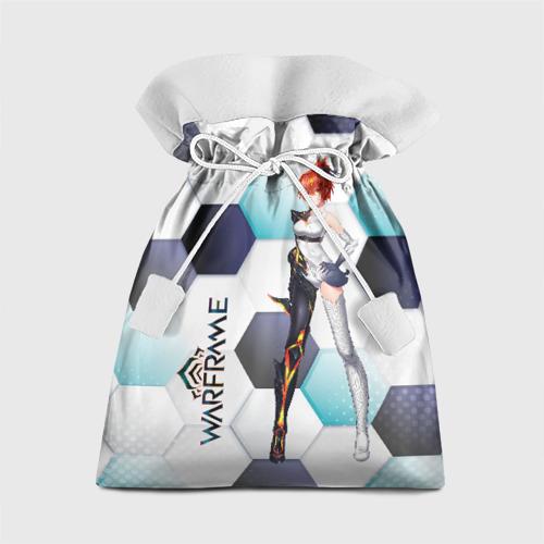 Подарочный 3D мешок Warframe girl anime Фото 01