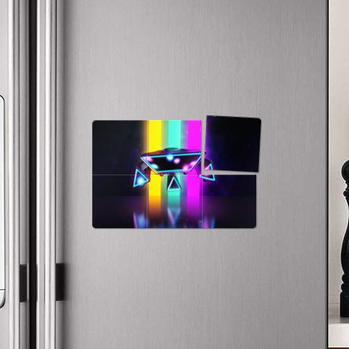 Магнитный плакат 3Х2 НАЗАД В БУДУЩЕЕ Фото 01