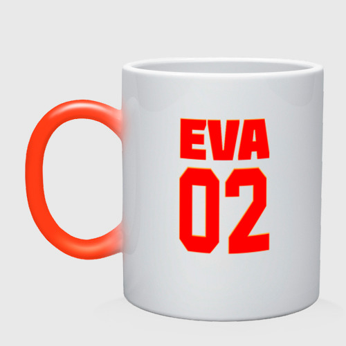 EVANGELION (EVA 02)
