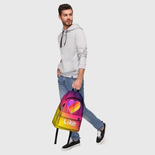 Рюкзак 3D РЮКЗАК LIKE Фото 01